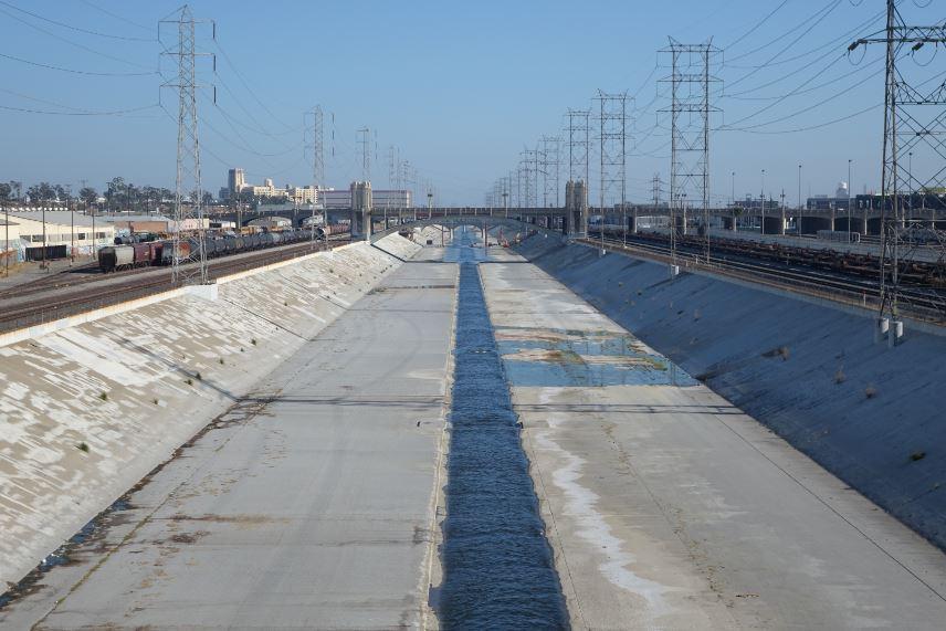 la river ecogentrification